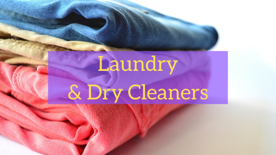 Laundry and Dry Cleaners