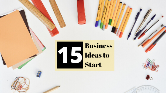 15 Business Ideas to Start in a Residential Area