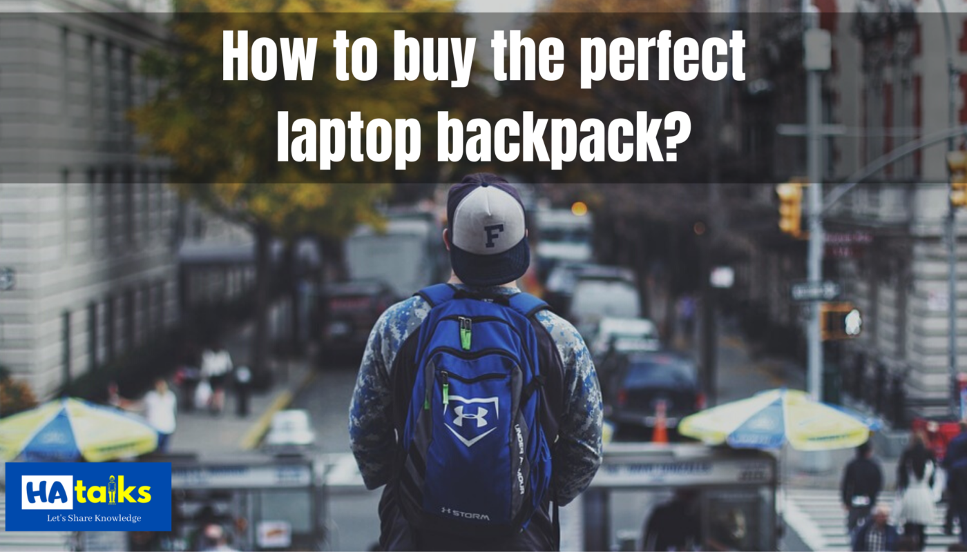 Laptop Backpack Cover