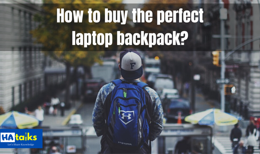 How to buy the perfect laptop backpack available on Amazon