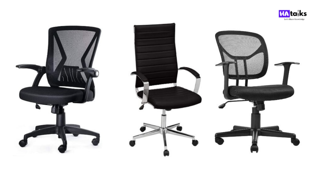 Office Chair Gear and gadgets for productivity and good health