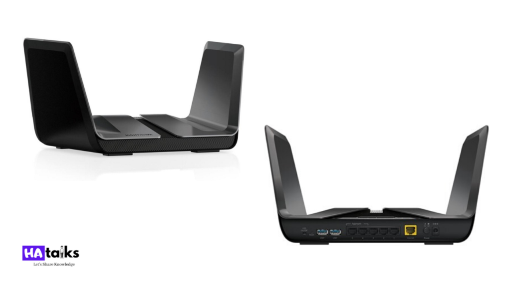 Internet Router Gear and gadgets for productivity and good health