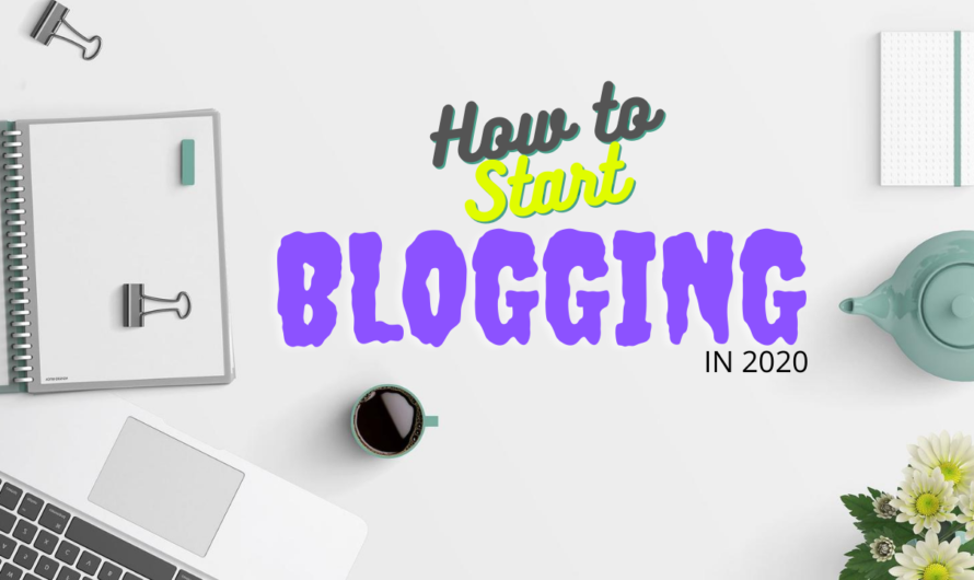 How to start blogging in 2021